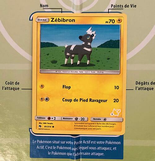 pokemon-academie-de-combat-jeu-image-carte-sur-plateau-