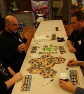 [WIP] un jeu dans la veine de Five Trives à base de Go cette fois-ci