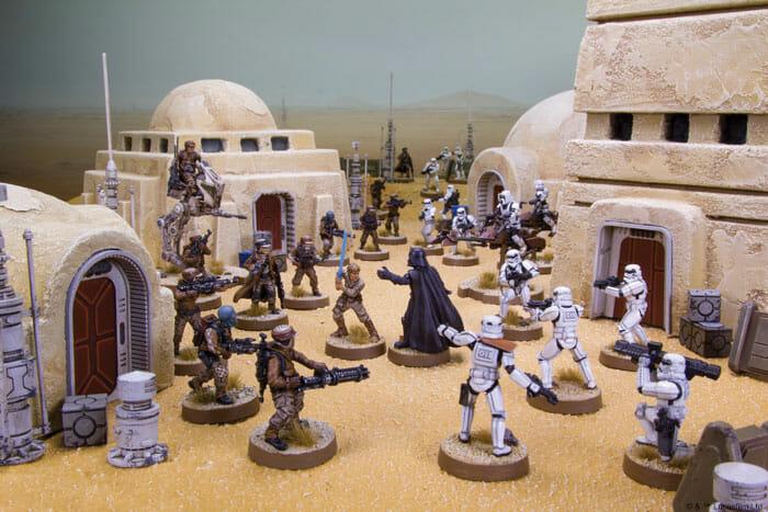 star wars legion décor