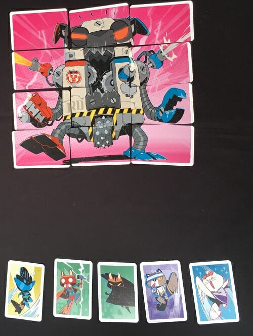L'équipe de Super Cats parviendra-t-elle à vaincre RoboDog ?