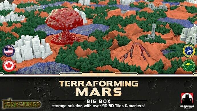 terraforming3d