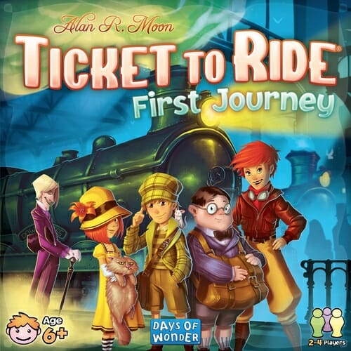 ticket to ride first journey image