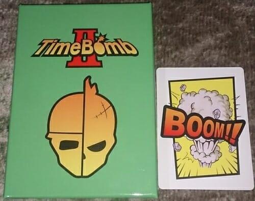 Time Bomb II, nouveau ou recréation du premier ?