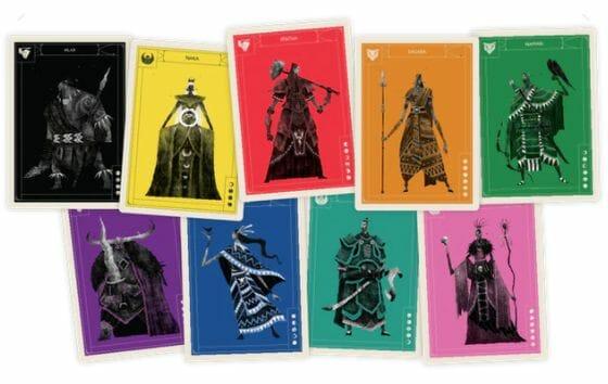 veiled fate cartes