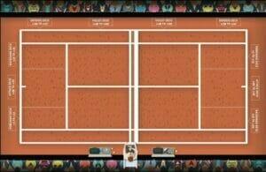 worldwide-tennis-plateau-marron