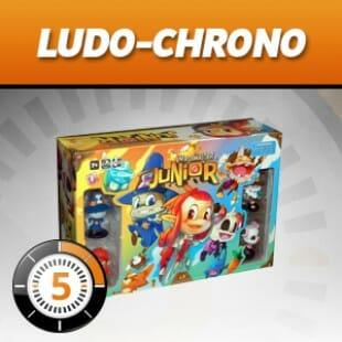 LudoChrono – Krosmaster Junior