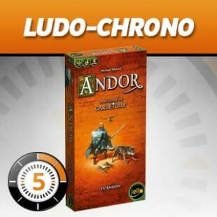 LudoChrono – Extension Andor : La légende de Gardétoile