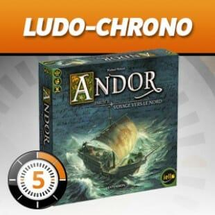 LudoChrono – Extension Andor : Voyage vers le nord