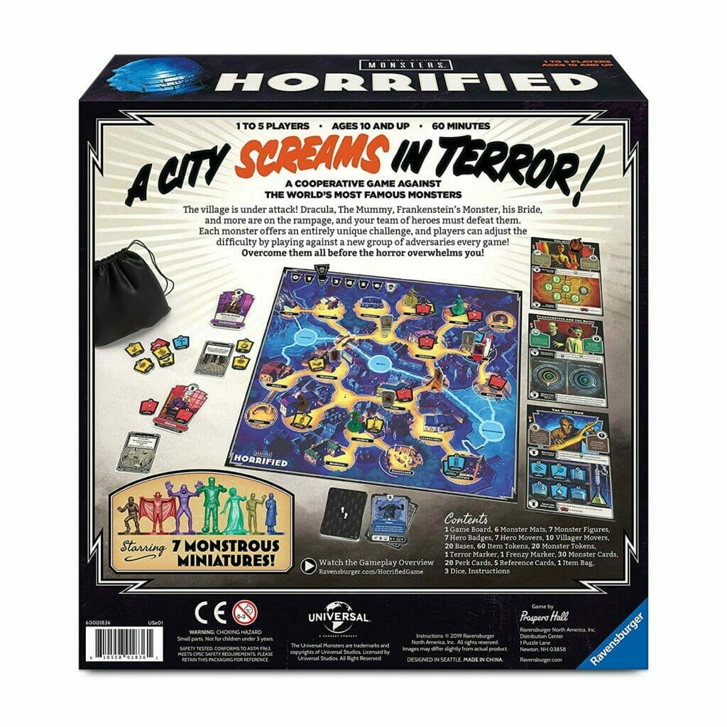 Horrified box 2