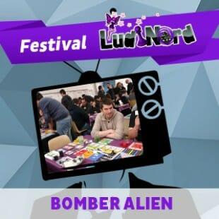Ludinord 2015 – Proto Stratégie – Bomber alien