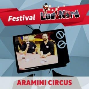 Ludinord 2015 – Aramini Circus – Iello