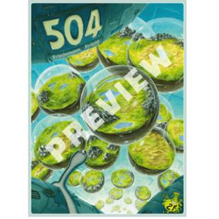 504 : le futur OLNI de Friedemann Friese
