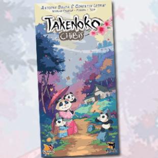L'extension Takenoko pour cet été