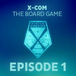 Live Replay – XCOM the boardgame #1
