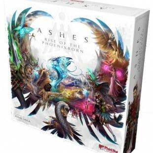 Le test de Ashes: Rise of the Phoenixborn