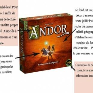 Autopsie d'une cover #1 : Andor