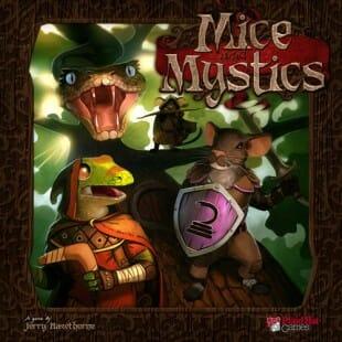 Mice & Mystics : chroniques des sous-bois (volume 3)