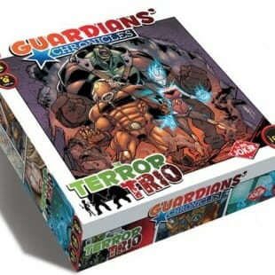 Guardians' Chronicles: The Terror Trio