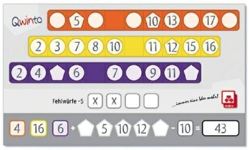 qwinto score
