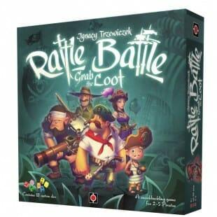 Le test de Rattle, Battle, Grab the Loot