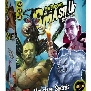 Smash Up : Monstres sacrés