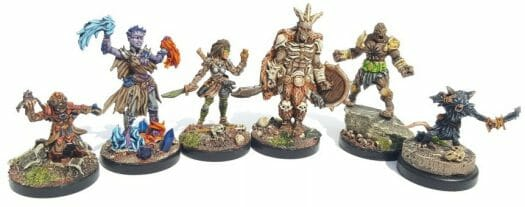 Cragheart and co