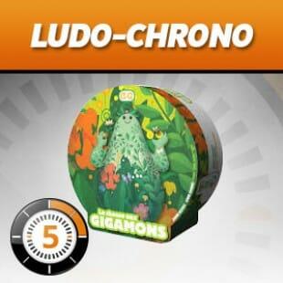 LudoChrono – La chasse aux Gigamons