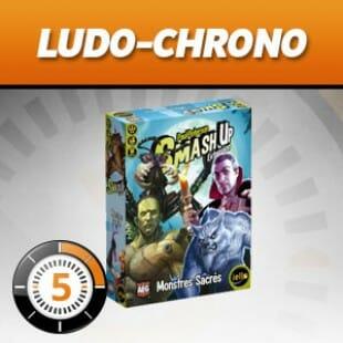 LudoChrono – Extension Smah Up : Monstres sacrés