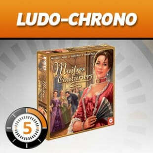 LudoChrono – Maitres couturiers