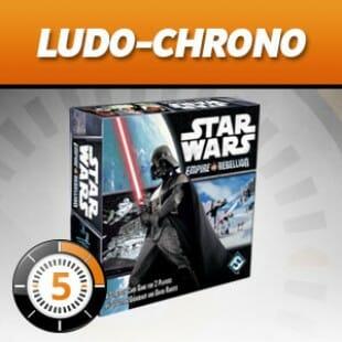 LudoChrono – Star wars empire contre rébellion