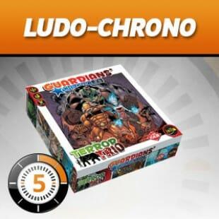 LudoChrono – Extension Guardians Chronicles : Terror Trio