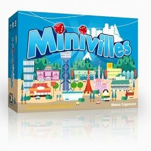 Minivilles + extensions : miniboîtes pour maxijeu