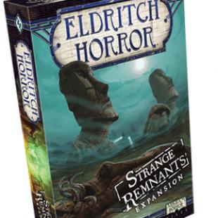 Strange Remnants  : une nouvelle extension est annoncée pour les Contrées de l'horreur