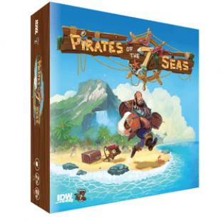 Pirates of the 7 Seas et le 3D Dice Battle