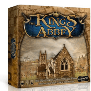The King's Abbey [exciting KS]