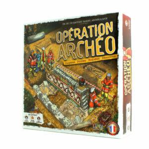 Opération Archéo jeu de société
