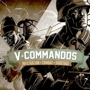 Live Replay – V Commandos #1
