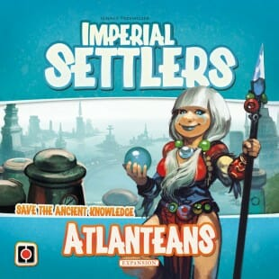Imperial Settlers: Atlantes