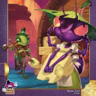 La Cigale et la Fourmi, un jeu Fourmidable ?