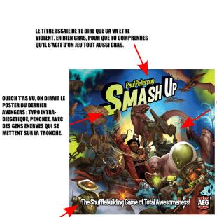 Autopsie d'une cover #3 – Smash Up