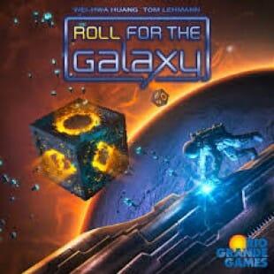 Roll For The Galaxy : Dans l'espace, personne ne vous entendra roller…