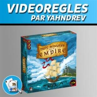 Vidéorègles – 8 minutes pour un empire