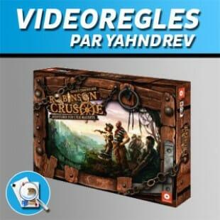 Vidéorègles – Robinson Crusoé