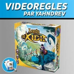 Vidéorègles – Lords of Xidit