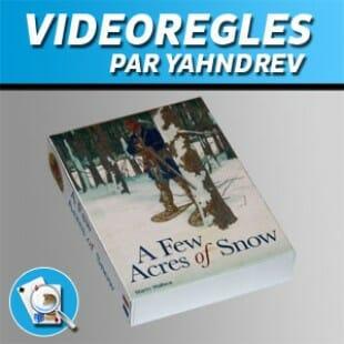 Vidéorègles – A few acres of snow