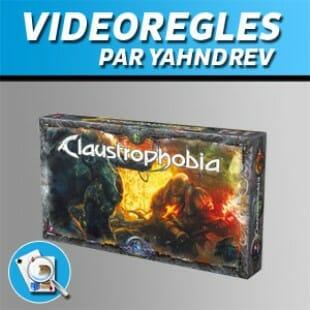 Vidéorègles – Claustrophobia