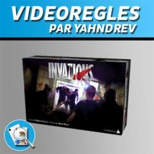 Vidéorègles – Invazions