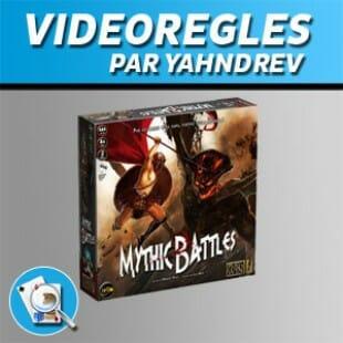 Vidéorègles – Mythic Battles