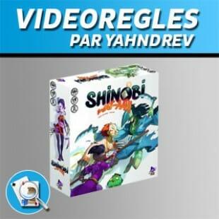 Vidéorègles – Shinobi Wat-AAH !