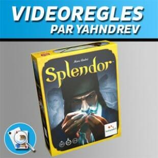 Vidéorègles – Splendor